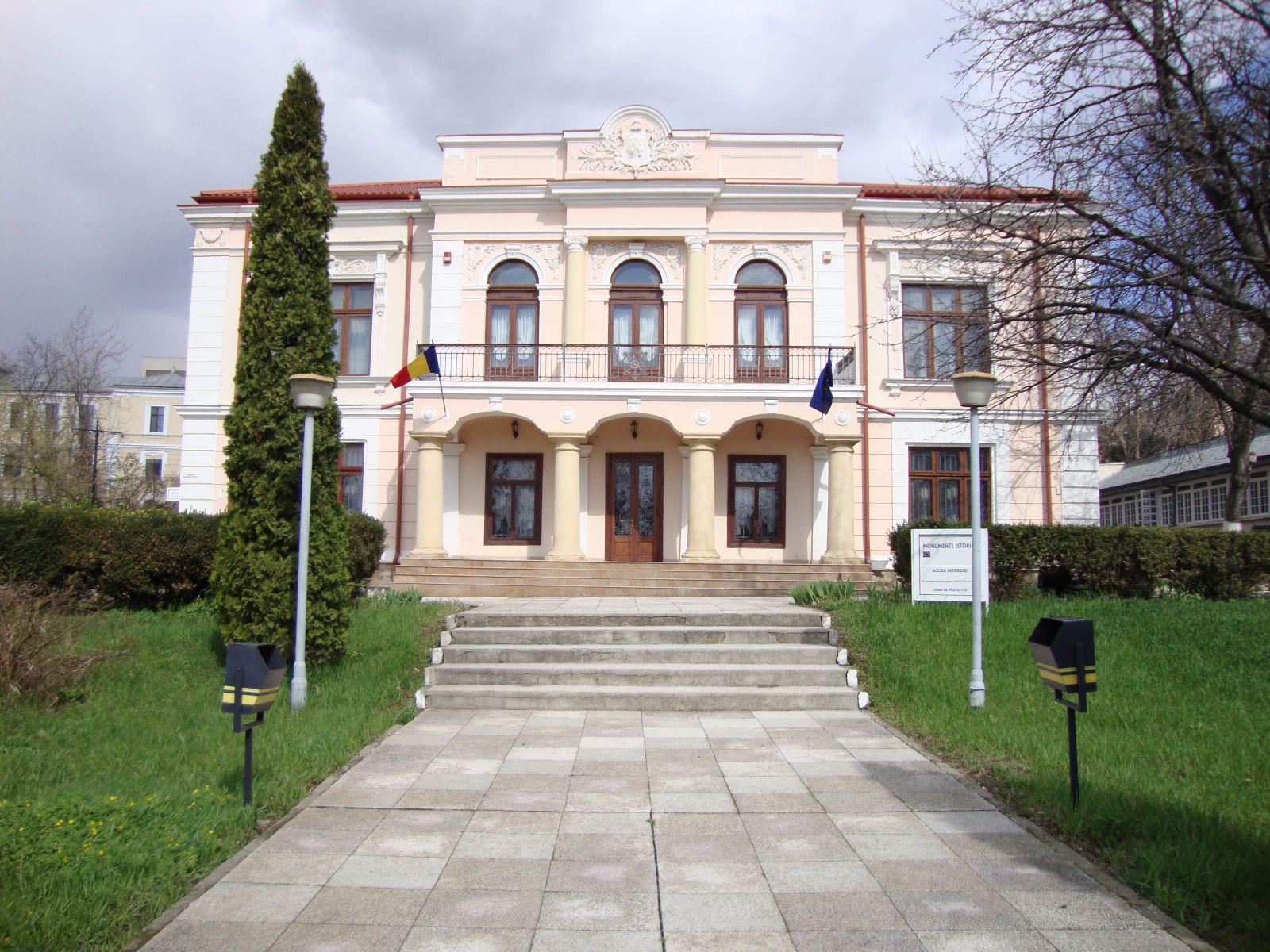 După FILIT, Muzeul Literaturii Române Iaşi câştigă din nou la imagine. Instituţia a obţinut titulatura de muzeu de importanţă naţională. Foto