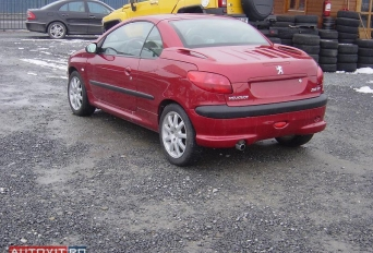 Anunt Imagine - Peugeot 206cc
