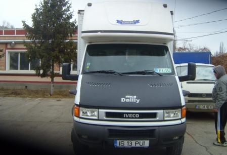 Anunt Imagine - transport italia