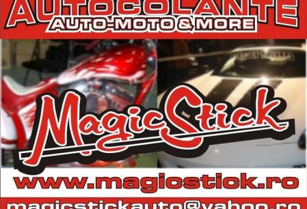 Anunt Imagine - Autocolante, stikere auto-moto