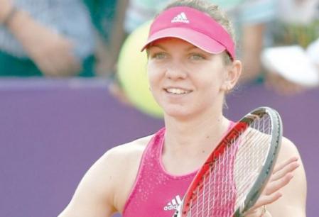 Simona Halep a invins-o pe Serena Williams, la Turneul Campioanelor