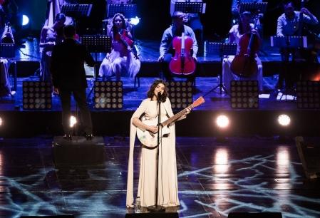 "Alexandra Usurelu aduce spectacolul  ""Am sa fiu eu casa ta"" la Iasi"