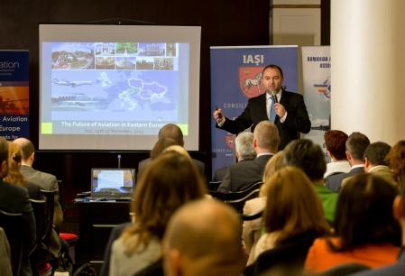 Viitorul Aviatiei in Europa de Est, dezbatut la Iasi
