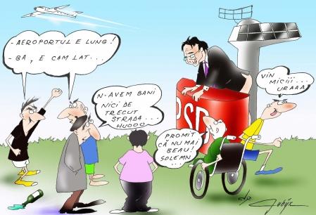 Aeroportul si PSD-ul