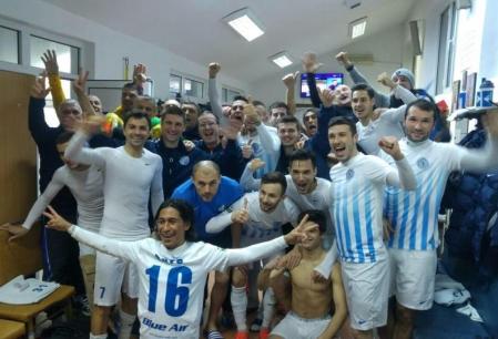 Csms Poli Iasi s-a impus cu scorul de 3-1 pe terenul celor de la Fc Botosani