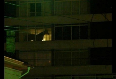 La balcon
