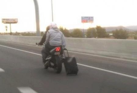 Transport bagaj