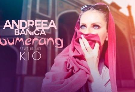 Andreea Banica feat. Kio - Bumerang