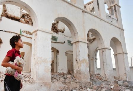 UNICEF: Aproape un sfert dintre copiii lumii traiesc in tari afectate de conflicte sau lovite de dezastre