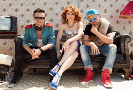 Crush + Alexandra Ungureanu - Iubire de-o vara feat. Glancea
