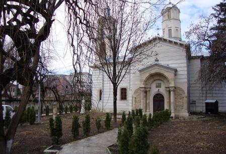 """""""Din seria ce avem si nu pretuim"""" V: Biserica Armeana"""