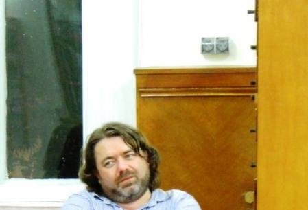 Senatorul Mihai Gotiu a fost batut de Mirel Palada intr-un studio de televiziune