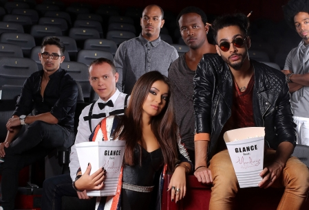 GLANCE feat. Mandinga - Cinema