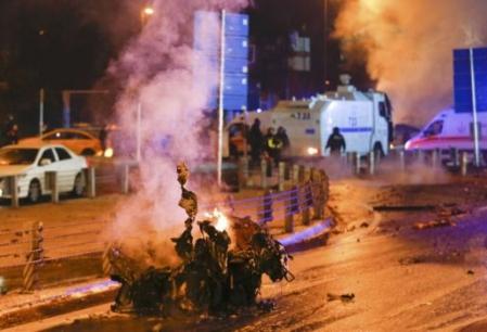 Doua explozii puternice au avut loc la Istanbul - 29 de oameni au fost ucisi
