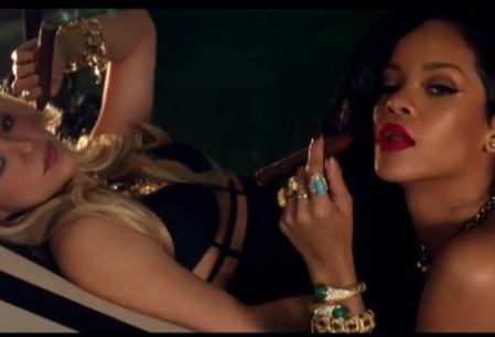 Shakira - Can't Remember to Forget You ft. Rihanna