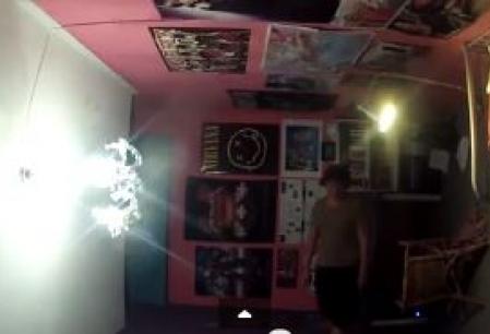 Cum sa intorci o camera cu susul in jos