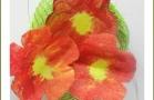 Flori de primavara - cartea copiilor creativi